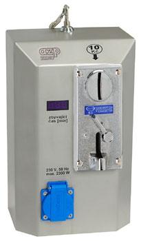 Mincovní automat na elektřinu